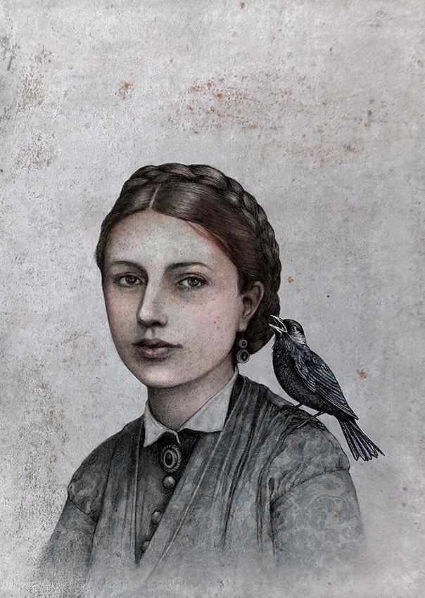 Caroline och staren  / Caroline and the starling
