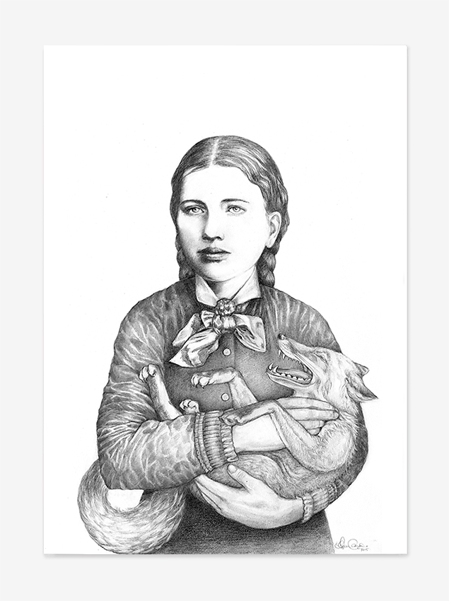 Fredrika och räven / Fredrika and the fox