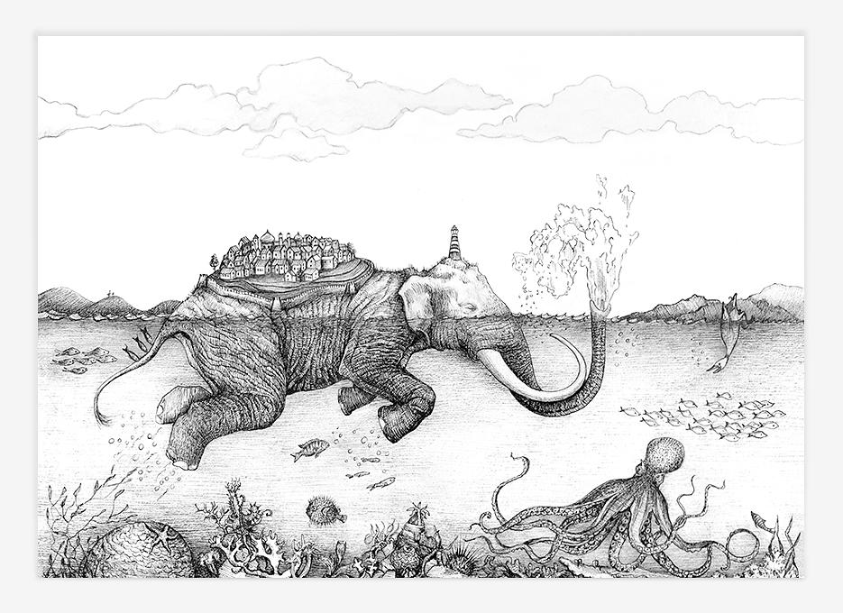 the Elephant island