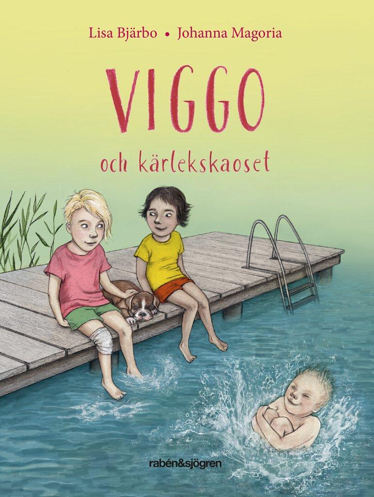 Bokserie Viggos värld